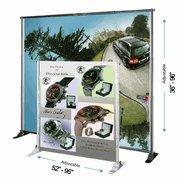 Buy cheap Telescopic Banner Display Stand from wholesalers