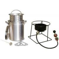Buy cheap King Kooker Aluminum Turkey Fryer with Basket from wholesalers
