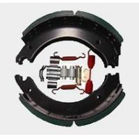 Buy cheap Lined brake shoes from wholesalers