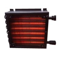 Buy cheap Stainless tube & copper fins condenser from wholesalers