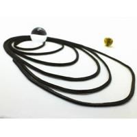 Buy cheap Nature Deer Leather Cord from wholesalers