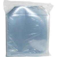Buy cheap 100 micron PVC Protective CD / DVD sleeves from wholesalers