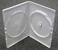Buy cheap Amaray DVD Face on Face (Double without tray) White from wholesalers
