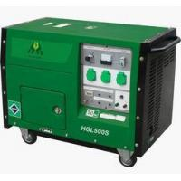 Buy cheap Portable Gasoline Generator Air Cooling Electric Portable Gasoline Generator With 4.5kw / 5kw from wholesalers