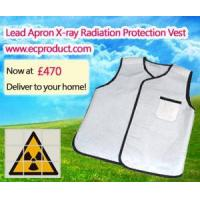 Buy cheap Lead Apron X-ray Radiation Protection Vest (Item Number RP100) from wholesalers