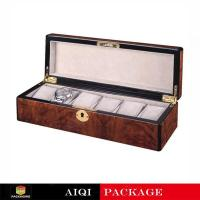 Buy cheap Wooden Watch Gift Boxes AQW-044 product