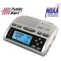 Buy cheap Midland Public Alert AM/FM Clock Radio from wholesalers