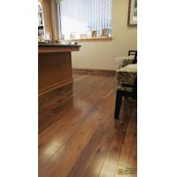 Buy cheap American Walnut Natural Engineered Plank Wood Floor from wholesalers