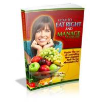 Buy cheap Health & Well-Being Eat Right And Manage Your Life from wholesalers