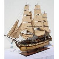 China USS Constitution XL OMH Handcrafted Model on sale