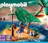 Buy cheap TOY: PLAYMOBIL CAST AWAY ON PALM ISLAND from wholesalers