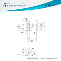 OX-088 Instantaneous Safety Gear(used for villa elevator)