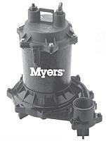 China Item # ME40AG, Myers ME40AG Series Submersible Agricultural Pumps on sale