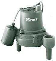 Buy cheap Myers S40HT Series Submersible Sump Pumps from wholesalers