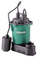 Buy cheap Item # S33, Myers S33 Series Submersible Sump Pumps from wholesalers