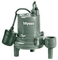 Buy cheap Myers ME3 Series Submersible Effluent Pumps from wholesalers