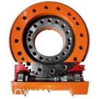 Buy cheap Worm Gear Slew Drive / Slewing Ring Bearing For Solar Tracker , Excavator from wholesalers