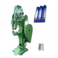 Buy cheap Large-sized Double-eyelet Riveting Machine from wholesalers