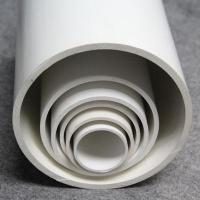 Buy cheap PVC Conduit Pipe Large Diameter PVC Pipes for Irrigation from wholesalers