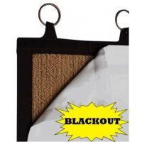 Buy cheap Versailles Blackout Curtain Liner for Ring Top Bamboo Curtains from wholesalers