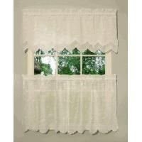 Buy cheap Hathaway Embroidered Kitchen Curtains, by Commonwealth Home Fashions from wholesalers