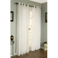 Buy cheap Rhapsody Lined Thermal Voile Sheer Curtain With Curtain Grommets from wholesalers