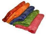 Buy cheap EMBROIDERED Tie Dye Blanket from wholesalers