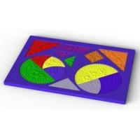 Buy cheap Silicone Puzzle & Toy educatioanl blocks silicone jigsaw puzzles from wholesalers