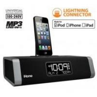 Buy cheap HIDDEN CAMERA CLOCK RADIO | B/W | BUILT-IN DVR | IPHONE 5 COMPATIBLE from wholesalers