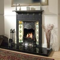 Buy cheap Fireplaces Cast Iron Fireplaces from wholesalers