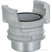 Buy cheap GUILLEMIN COUPLING WITH LOCK RING AND MALE BSP PARALLEL THREAD -ALUMINUM from wholesalers