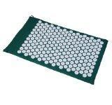Soozier Acupressure Mat - Stress / Back Pain Relief - Green