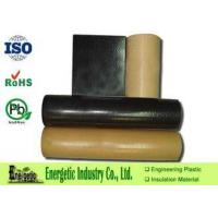 Buy cheap Carbon Fiber PPS Sheet and Rod , Custom Engineering PPS Tube product
