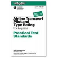 Buy cheap Practical Test Standards: Airline Transport Pilot (ATP) & Type Rating (Airplane) from wholesalers