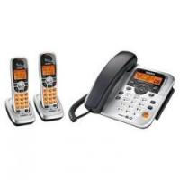 Buy cheap Uniden DECT1588-2 Corded Phone with DECT 6.0 Cordless Handsets and Digital Answering System from wholesalers