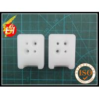 Buy cheap Machining white POM customized parts from Wholesalers