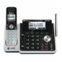 Buy cheap Cordless Telephones ATT-TL88102 - 2 Line Cordless System with ITAD from wholesalers