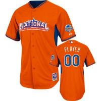 Buy cheap 2013 All Star Customized Orange Cool Base Men MLB Jersey from wholesalers