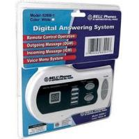 Buy cheap Answering Devices NWB-62800-1 - Digital Answering Machine 13MIN WHITE from wholesalers