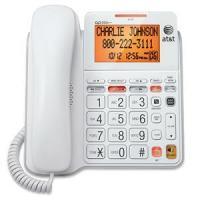 Buy cheap Cordless Telephones ATT-CL4940 - Corded Answering System w/Large Display from wholesalers