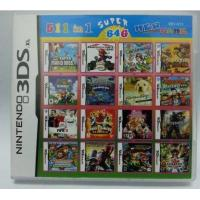 Buy cheap WholeSale 3Pieces/Lot, 511-in-1 Super Game Card 64GB Multi Games Card for Nintendo DS from wholesalers