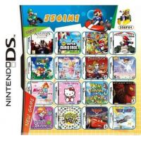 Buy cheap WholeSale 3Pieces/Lot, 356 in 1 Game Card for 3DS/NDSI/NDSILL/NDSIXL/NDSL/NDS from wholesalers