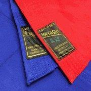 Buy cheap Tiger Claw Hayashi Heavy Weight Karate Uniform - Blue or Red from wholesalers