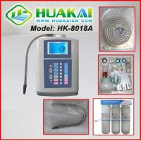 Buy cheap Cost-effective water ionizer 3(MODEL: HK-8018A ) from wholesalers