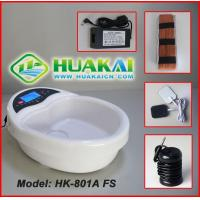 Buy cheap [3G] Ion Cleanse with Footbath & Waistbelt(MODEL: HK-801A FS ) from wholesalers