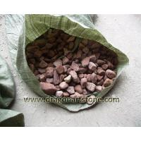 Buy cheap Stone Type Nautral red pebble stone  [ Natural Pebble Stone ] from wholesalers