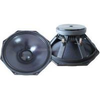 Buy cheap One Way Powered Pa Speakers Paper Cone Speaker 15 Inch With Aluminum Basket from wholesalers