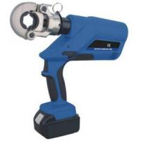 Buy cheap EZ-300 EZ-300 battery operated hydraulic crimper tool from wholesalers