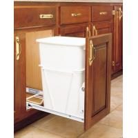 Buy cheap Trash & Recycle 30 quart sliding trash systems fits in 9 5/8 opening from wholesalers