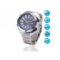 Buy cheap Spy Watch Cameras W4000 HD 1080P IR Night Vision Watch Camera DVR 4GB from wholesalers